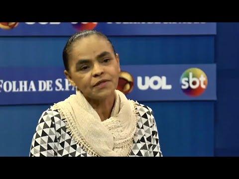 Sabatina com Marina Silva: Veja como foram os melhores momentos