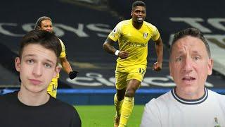 SPURS 1-1 FULHAM REACTION HIGHLIGHTS - Premier League