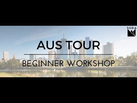 Melbourne Beginner's Workshop | SSDA Australian Tour