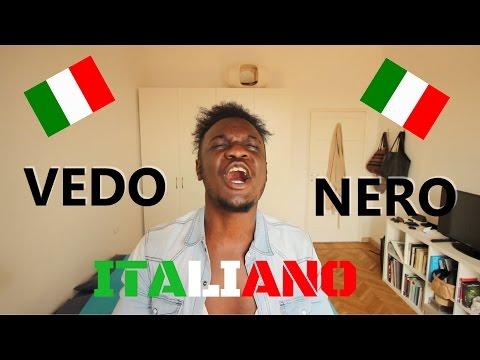 Vedo Nero - L'italiano
