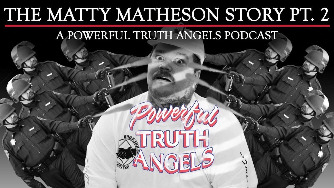Download THE MATTY MATHESON STORY PT. 2 | Powerful Truth Angels | EP 8