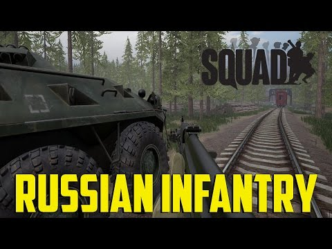 Squad - Russian Infantry