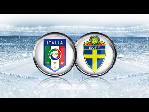Italy vs Sweden Live Streaming World Cup Qualifying | ITA vs SWE Live Stream
