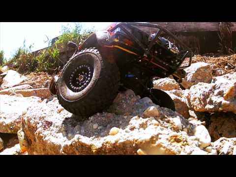 RC4WD Trailfinder 2 w/ Pitbull 1.5 Growler tires - Final test
