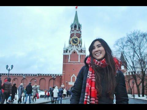 MOSCOW CHEGUEEI | PASSAPORTENAKANO VLOG 24