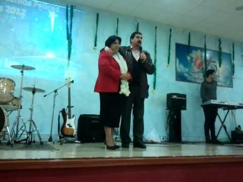 """Culto """"Especial De Navidad"""" 25/12/12 (Parte 2)"""