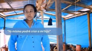 Yo misma podré criar a mi hijo: Yolanda Calle , Llano Grande - Antioquia | Yo Construyo thumbnail
