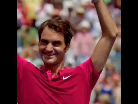 Seven time champion Roger Federer withdraws from Cincinnati with back problem  On Monday 21 August R