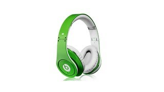 Обзор наушников Monster Beats By dr. Dre STUDIO Green(, 2012-12-12T12:58:56.000Z)