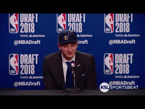 Jazz select Duke's Grayson All grayson allen