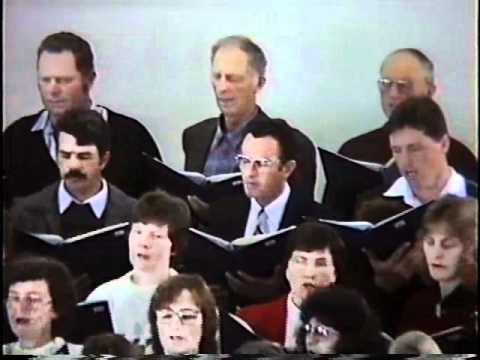 Lobe den Herrn, sing ihm dein Lied  17 08 1997  Gesang Gottesdienst