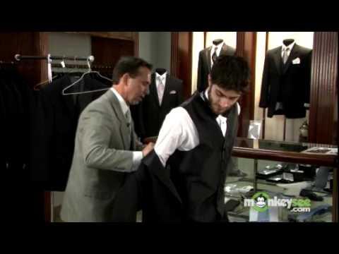How A Tuxedo Should Fit