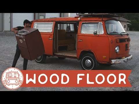 VW Bus: Customizing the Interior to #VanLife Across the US