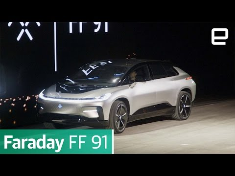 Thumbnail: Faraday FF 91: First Look