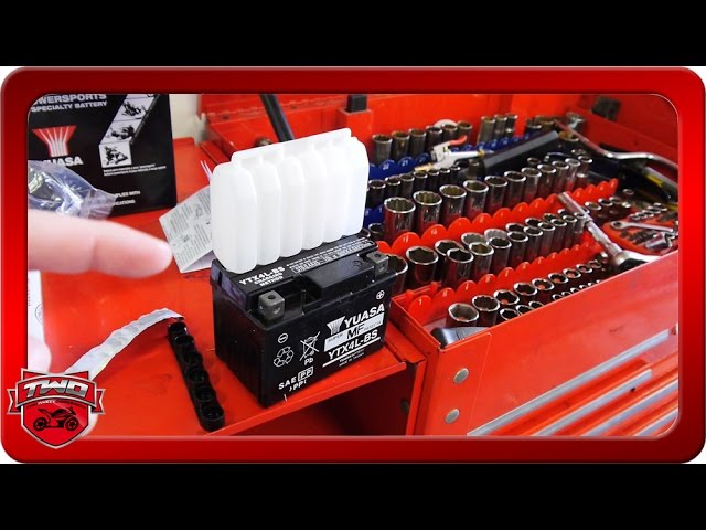 Tips For Setting Up A New Motorcycle Battery