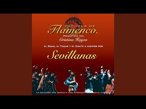 Sevillanas: Lenta (Cante y Guitarra)