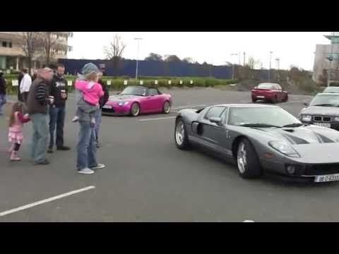 Ford Gt Sound With Stainless Works Exhaust Ireland