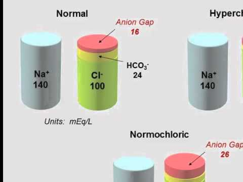 The Anion Gap In Metabolic Acidosis