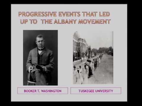 Dr  Jonathan King Albany Movement Pt 2