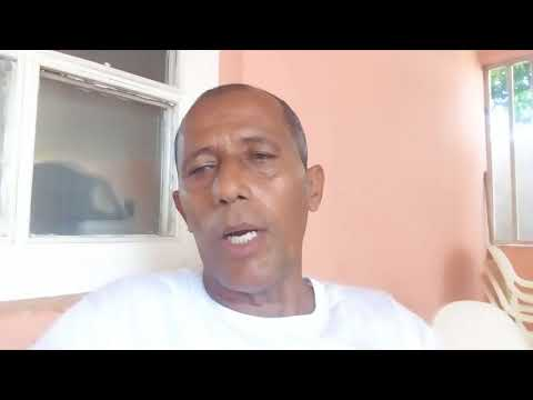 Os agradecimentos do PrJorge Augusto aos irmãos no Brasil