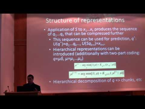 Alexey Potapov - Differences between Kolmogorov Complexity and Solomonoff Probability