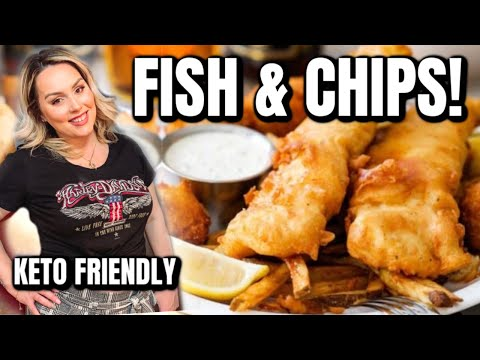 BEST FRIED FISH EVER! / WHAT'S FOR DINNER 2020 / EASY KETO RECIPES / DANIELA DIARIES
