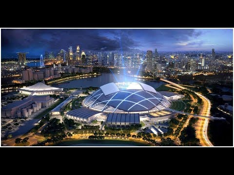 A Tribute To Singapore Sports Hub (&DSPL)