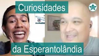 #03 Conversa Pietro: Quais as fofocas dos bastidores do Esperanto? | Esperanto do ZERO!