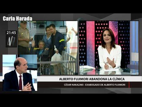 ¡Alberto Fujimori libre! Hablan Francisco Tudela, César Nakazaki y Carlos Rivera