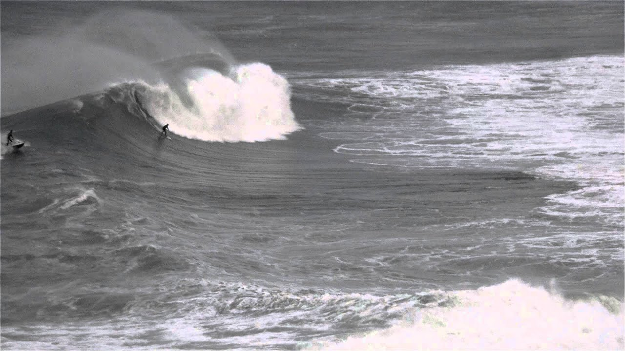 Mechanics of Nazare, Portugal: How to Produce World's ...  |Nazare Canyon