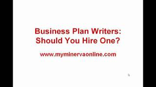 Business plan writers for hire uk