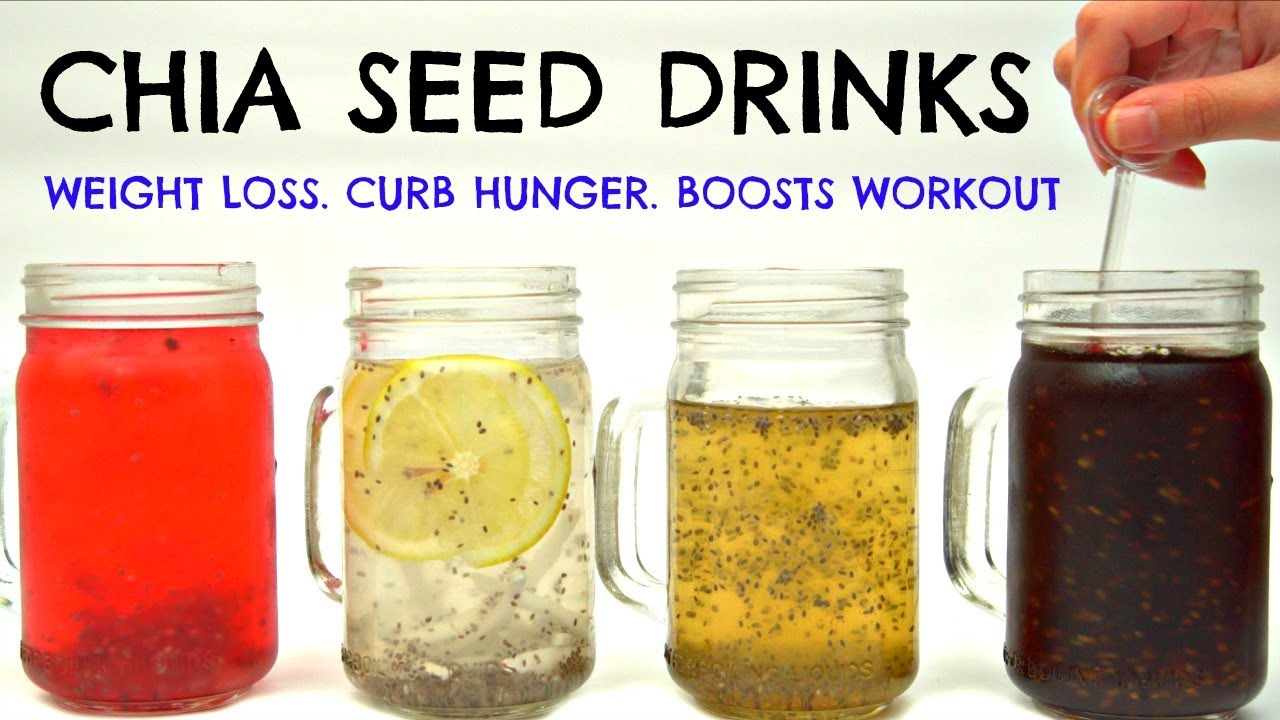 Can Chia Seeds Help You Lose Weight recommendations