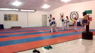 JHONNATAN ALI  CHARLES tae kwon do