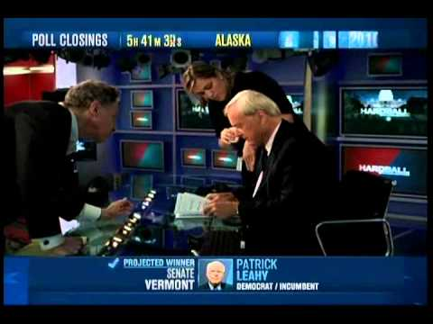MSNBC 2010 Election Night Coverage Part 7