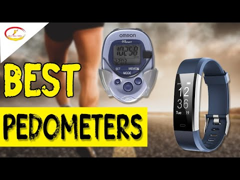 10 Best Pedometers (Review) In 2020