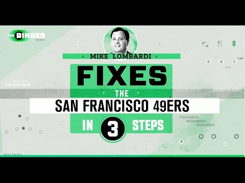 How to Fix the San Francisco 49ers in Three Steps | Michael Lombardi | The Ringer