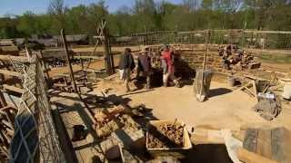 02 Как построить средневековый замок(Создатели документальных сериалов «Викторианская ферма» и «Эдвардианская ферма» историк Рут Гудман и..., 2015-03-14T22:56:52.000Z)