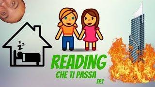 Reading che ti passa - Ep.1: Tre per quattro