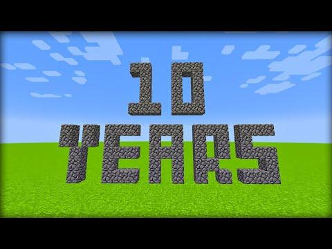 Minecraft in a Decade
