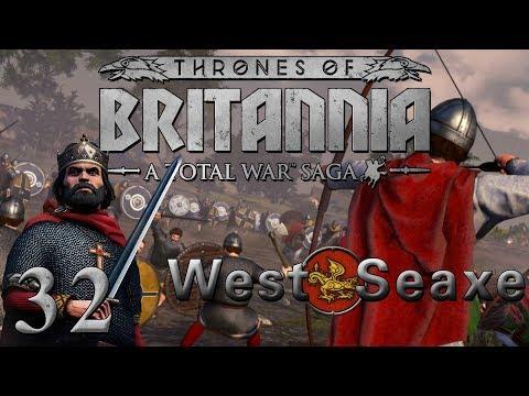 The Scots Return!! - Total War Saga: Thrones Of Britannia   West Seaxe Playthrough #32  
