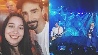 Show dos Backstreet Boys no Rio! | Por Tabatha de Lacerda