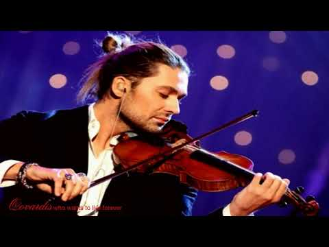 David Garrett [photos] Who Wants To Live Forever (Queen) New 2018