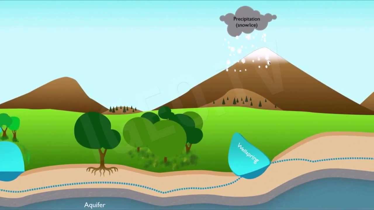 Water Cycle [IGEO TV] - YouTube