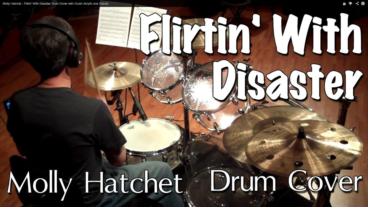 flirting with disaster molly hatchet lead lesson video youtube song free