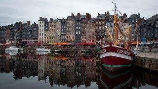 Best of Honfleur: pretty coastal town in Normandy