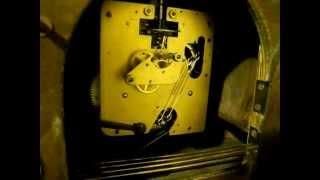 Kienzle Mantel Clock.MOV