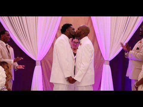 Gay Wedding  Atlanta | Atlanta Wedding Video | Bensley And Marvel Highlight Film