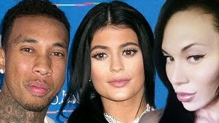 Tyga Cheats On Kylie Jenner With Trans Model?