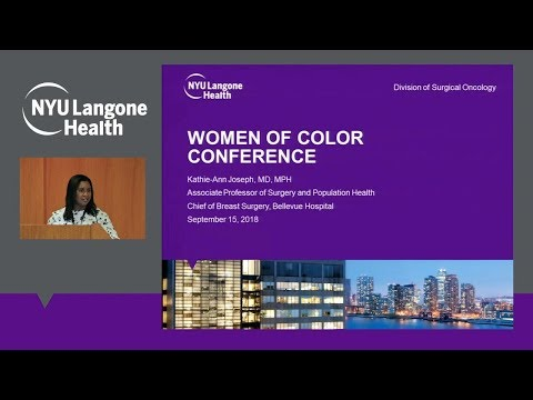 Breast Cancer in Women of Color: Welcome and Updates in Breast Cancer