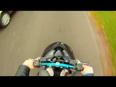 Yamaha Aerox Yq50 21mm Carb GoPro HD!